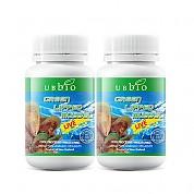 [유비바이오] 생 초록입홍합/그린머슬 (관절건강) 500mg 100cap 2개