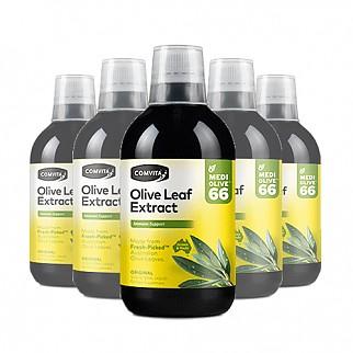 [콤비타] 올리브잎 추출물 500ml 6개