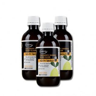 [콤비타] 일렉서 레몬맛(어린이 코푸시럽) 200ml 3개