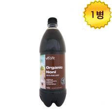 [비타핏] 천연 유기농 100% 노니주스(해독주스) 1L 1개