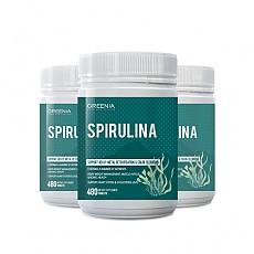 [그리니아] 하와이안 스피루리나 / 천연 비타민 480정 3개