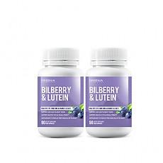 [그리니아] 루테인비젼 (빌베리/눈건강) 90캡슐 2개