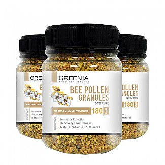 [그리니아] 비폴렌(화분) 그레뉼 / 천연 비타민 180그램 3개