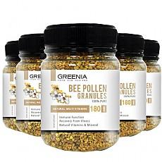 [그리니아] 비폴렌(화분) 그레뉼 / 천연 비타민 180그램 6개
