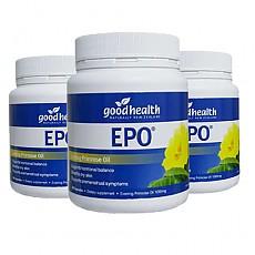 [굿헬스] 달맞이꽃 EPO 1000mg 300캡슐 3개