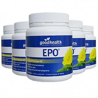 [굿헬스] 달맞이꽃 EPO 1000mg 300캡슐 6개