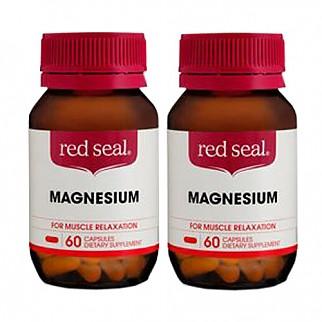 [레드실] 마그네슘 60 CAP 2개