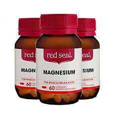 [레드실] 마그네슘 60 CAP 3개