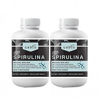 [유비바이오] 스피루리나 500tab  2개
