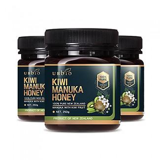 [유비바이오] 뉴질랜드 키위 마누카 꿀 250g  3개