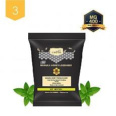 [유비바이오] 마누카 로젠지 민트 150g 3봉