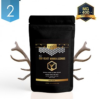 *신제품 특가* [유비바이오] 뉴질랜드 녹용 캔디 90g 15개 2봉