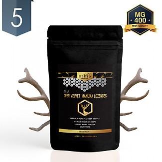 [유비바이오] 뉴질랜드 녹용 캔디 90g 15개 5봉