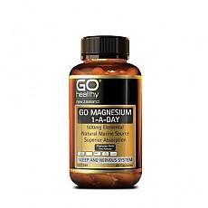 [고헬시] 마그네슘 (ONE-A-DAY) 500mg 60캡슐 1개