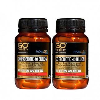 [고헬씨] 프로바이오틱 400억 60 베지캡슐 2개(유산균)