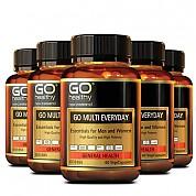 [고헬시] 멀티 에브리데이 120 베지캡슐 6개 (멀티비타민)