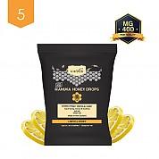 [유비바이오] 마누카 로젠지 레몬 300g 5봉