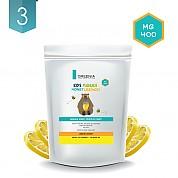 [그리니아] 마누카 키즈 로젠지 레몬 150G 25개 3봉