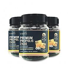 [유비바이오] 프리미엄 프로폴리스 2430 120 soft cap 3개